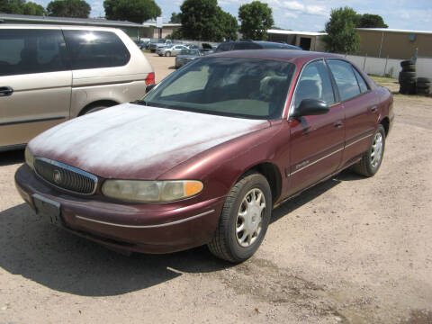 2000 Buick Century for sale at Jim & Ron's Auto Sales in Sioux Falls SD