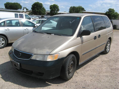 1999 Honda Odyssey for sale at Jim & Ron's Auto Sales in Sioux Falls SD