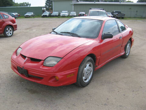 2000 Pontiac Sunfire for sale at Jim & Ron's Auto Sales in Sioux Falls SD