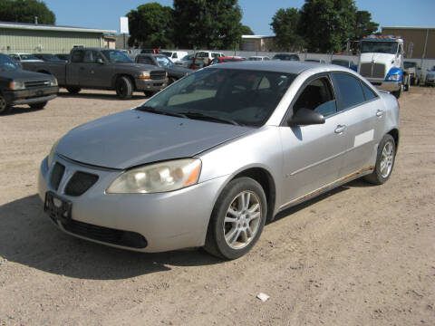 2006 Pontiac G6 for sale at Jim & Ron's Auto Sales in Sioux Falls SD