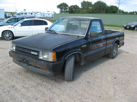 1990 Mazda B-Series Pickup for sale at Jim & Ron's Auto Sales in Sioux Falls SD