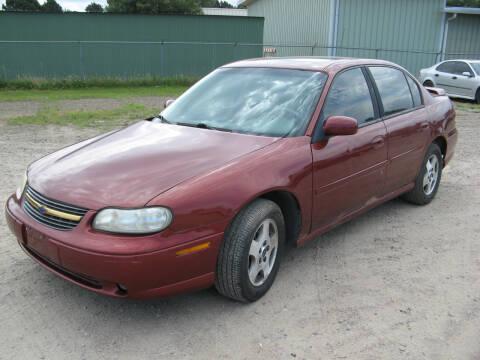 2003 Chevrolet Malibu for sale at Jim & Ron's Auto Sales in Sioux Falls SD