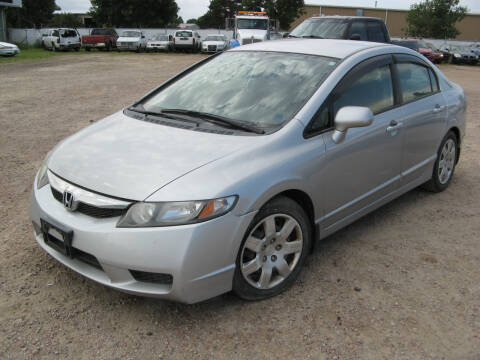 2009 Honda Civic for sale at Jim & Ron's Auto Sales in Sioux Falls SD