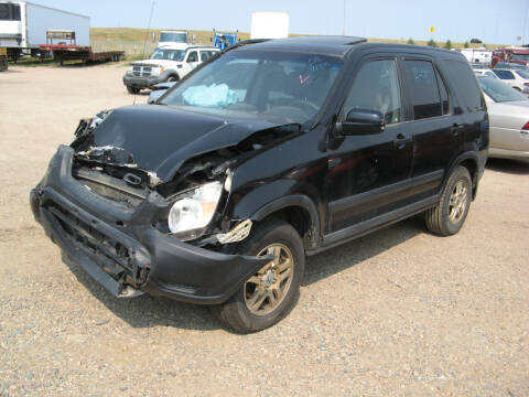2003 Honda CR-V for sale at Jim & Ron's Auto Sales in Sioux Falls SD