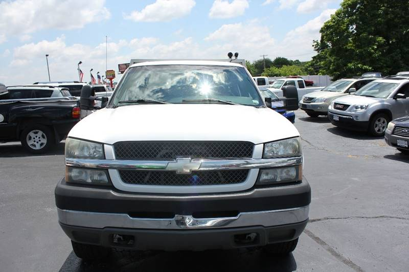 2004 Chevrolet Silverado 2500HD 4dr Crew Cab LT 4WD LB - St. Charles MO