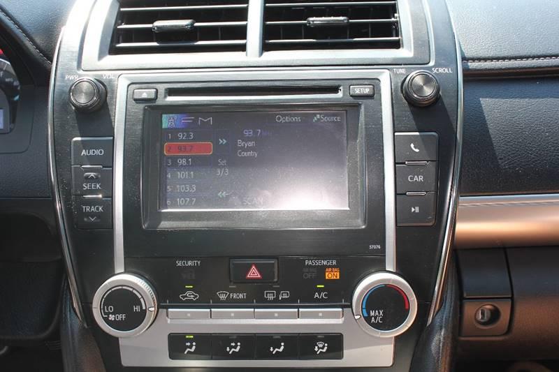 2014 Toyota Camry SE 4dr Sedan - St. Charles MO