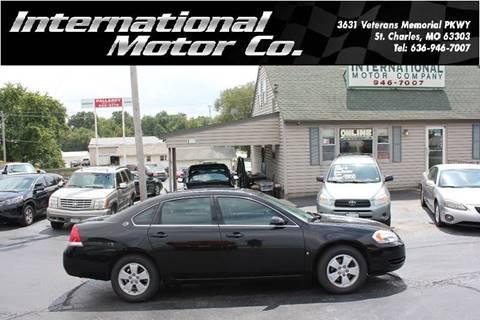 International Motor Co Used Cars St Charles Mo Dealer