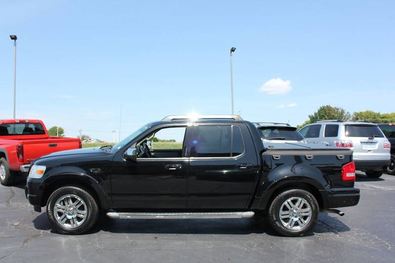2007 Ford Explorer Sport Trac Limited 4dr Crew Cab 4WD V6 - St. Charles MO