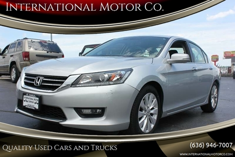 2014 Honda Accord for sale in St. Charles, MO