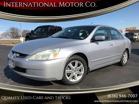 2004 Honda Accord for sale in St. Charles, MO