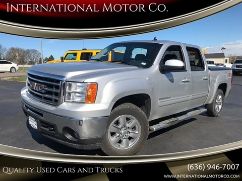 2012 GMC Sierra 1500 for sale in St. Charles, MO