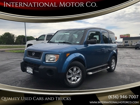 2006 Honda Element for sale in St. Charles, MO
