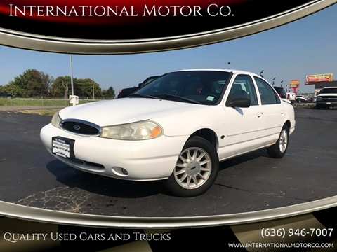 2000 Ford Contour for sale in St. Charles, MO