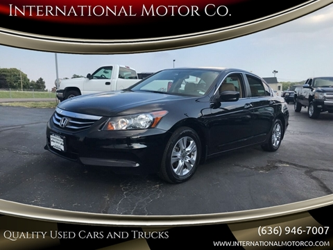 2012 Honda Accord for sale in St. Charles, MO