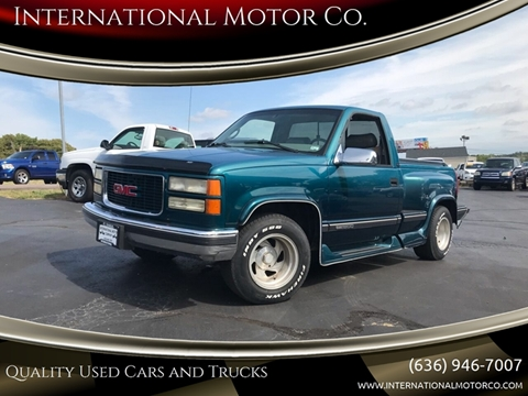 1997 GMC Sierra 1500 for sale in St. Charles, MO