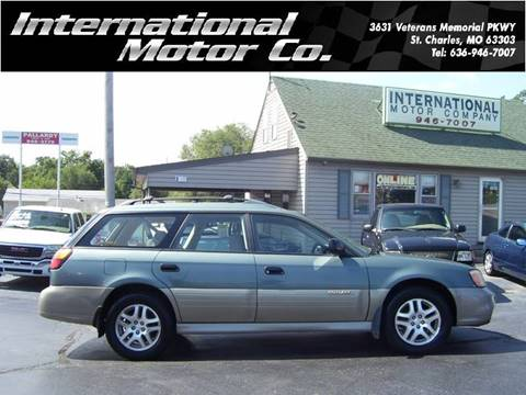 2000 Subaru Outback for sale in St. Charles, MO