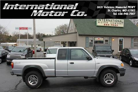 2002 Mazda Truck for sale in St. Charles, MO