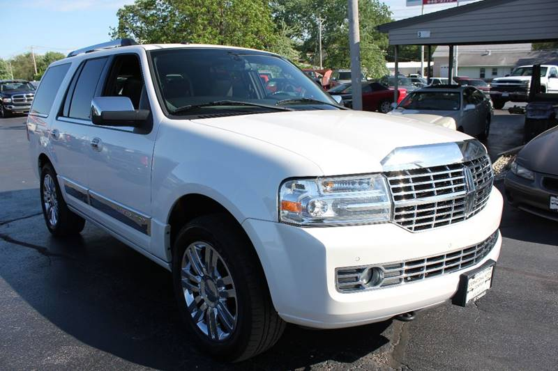 2010 Lincoln Navigator 4x4 4dr Suv In St Charles Mo