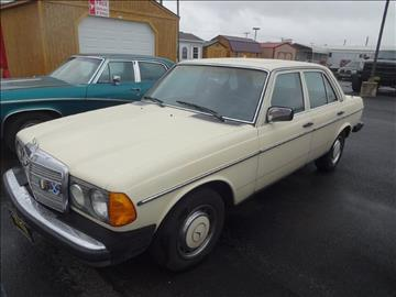 1979 Mercedes-Benz 300-Class