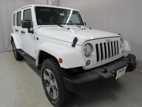 2018 Jeep Wrangler Unlimited for sale in South Haven, MI