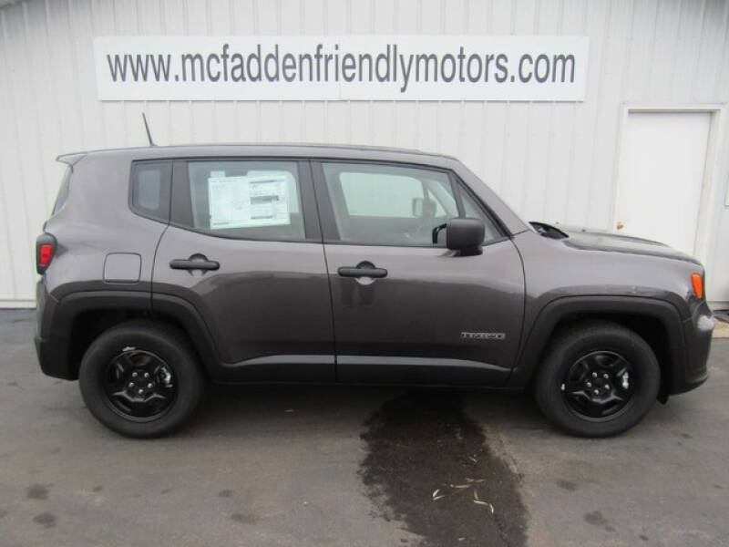 2020 Jeep Renegade for sale at Michigan Credit Kings in South Haven MI