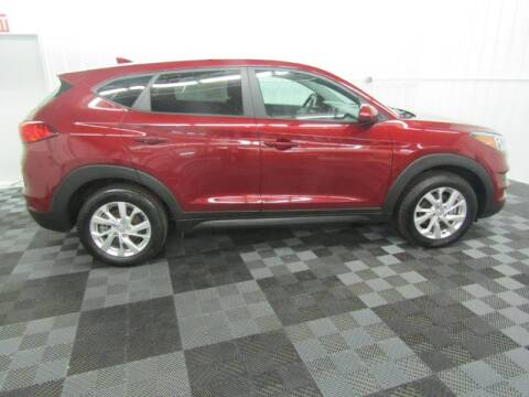 2019 Hyundai Tucson for sale at Michigan Credit Kings in South Haven MI