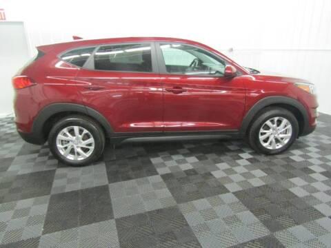 2019 Hyundai Tucson for sale at Michigan Credit Kings in South Haven MI