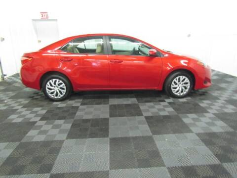 2019 Toyota Corolla for sale at Michigan Credit Kings in South Haven MI