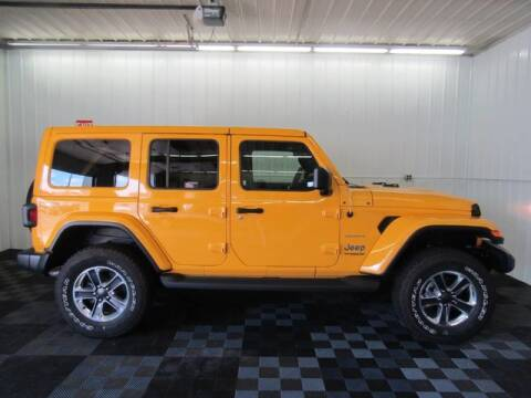 2020 Jeep Wrangler Unlimited for sale at Michigan Credit Kings in South Haven MI