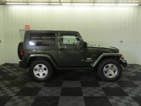 2009 Jeep Wrangler for sale at Michigan Credit Kings in South Haven MI
