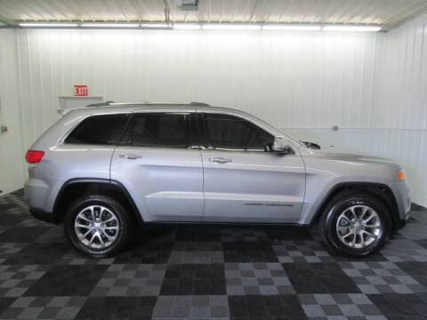 2015 Jeep Grand Cherokee for sale at Michigan Credit Kings in South Haven MI