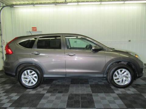 2016 Honda CR-V for sale at Michigan Credit Kings in South Haven MI
