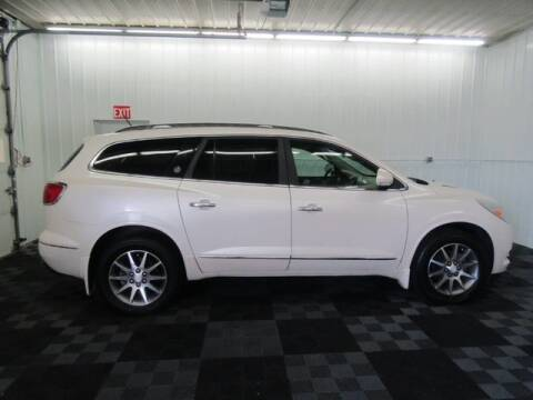 2014 Buick Enclave for sale at Michigan Credit Kings in South Haven MI