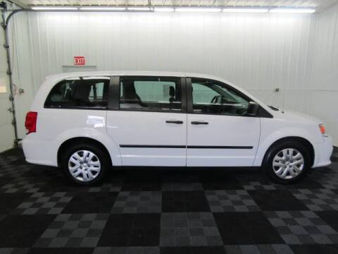 2016 Dodge Grand Caravan for sale at Michigan Credit Kings in South Haven MI