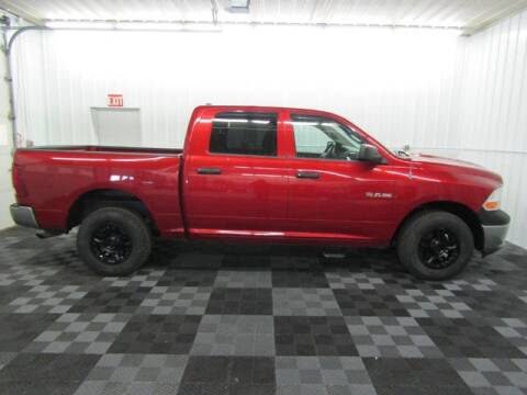 2010 Dodge Ram Pickup 1500 for sale at Michigan Credit Kings in South Haven MI