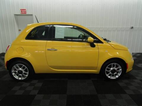 2015 FIAT 500 for sale at Michigan Credit Kings in South Haven MI