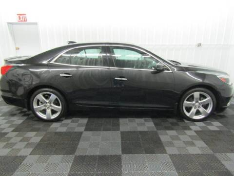 2015 Chevrolet Malibu for sale at Michigan Credit Kings in South Haven MI