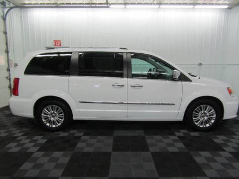 2016 Chrysler Town and Country for sale at Michigan Credit Kings in South Haven MI