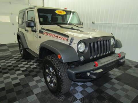 2017 Jeep Wrangler for sale at Michigan Credit Kings in South Haven MI
