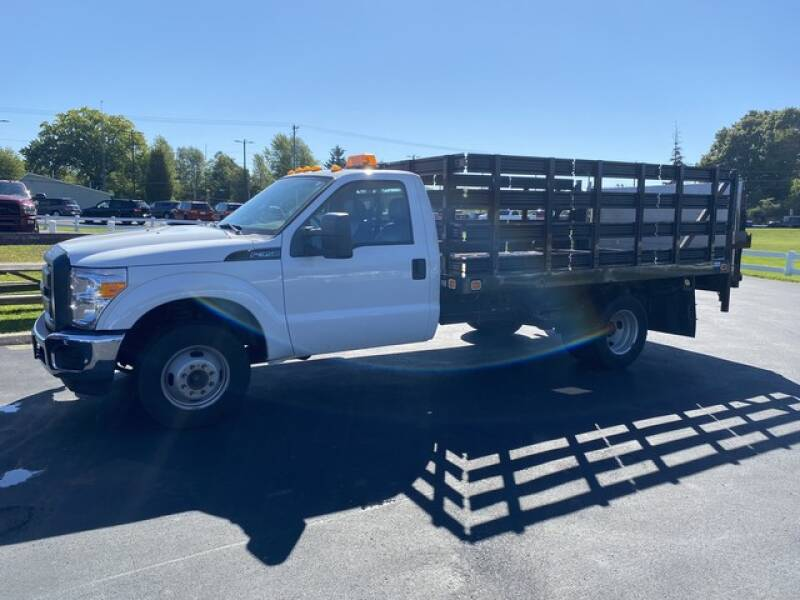 2015 Ford F-350 Super Duty for sale at Michigan Credit Kings in South Haven MI