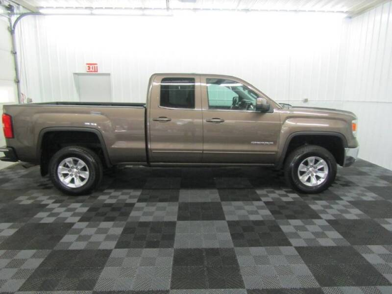 2015 GMC Sierra 1500 for sale at Michigan Credit Kings in South Haven MI