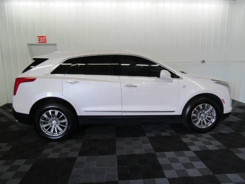 2017 Cadillac XT5 for sale at Michigan Credit Kings in South Haven MI