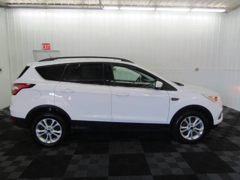 2018 Ford Escape for sale at Michigan Credit Kings in South Haven MI