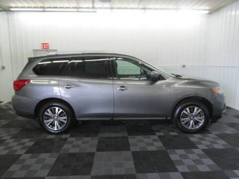 2018 Nissan Pathfinder for sale at Michigan Credit Kings in South Haven MI