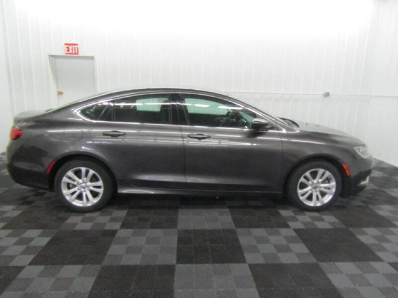 2015 Chrysler 200 for sale at Michigan Credit Kings in South Haven MI