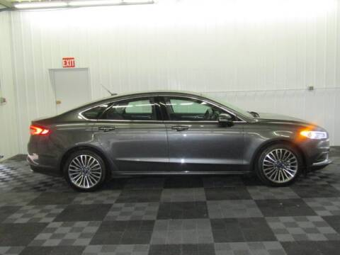 2018 Ford Fusion for sale at Michigan Credit Kings in South Haven MI