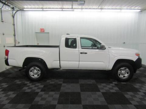 2017 Toyota Tacoma for sale at Michigan Credit Kings in South Haven MI