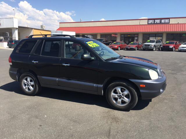 2006 Hyundai Santa Fe Limited 4dr SUV - Carson City NV