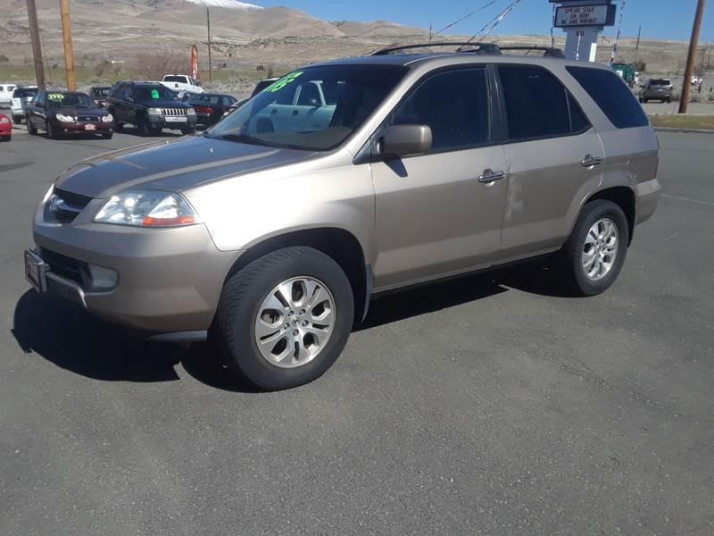 2003 Acura MDX for sale at Super Sport Motors LLC in Carson City NV