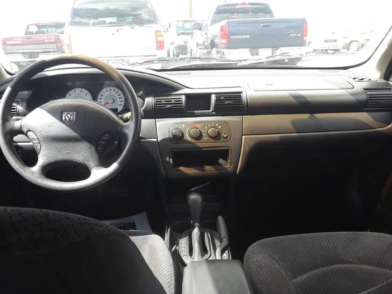 2005 Dodge Stratus SXT 4dr Sedan - Carson City NV